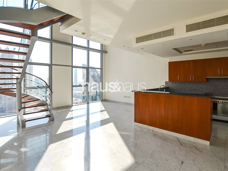 2 bedroom Apartment for rent in Central Park Residential Tower - view - 3