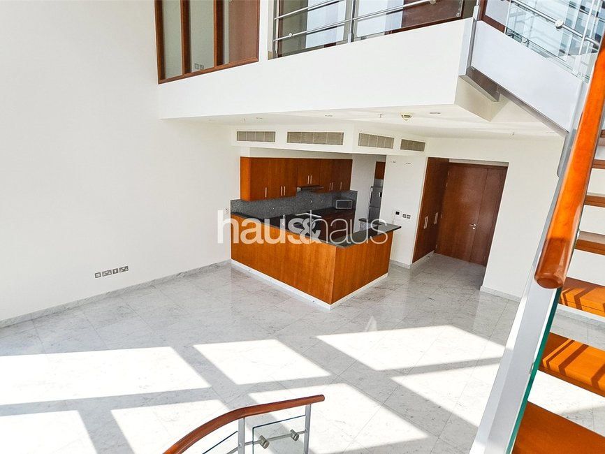 2 bedroom Apartment for rent in Central Park Residential Tower - view - 8