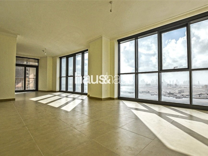 3 bedroom Apartment for rent in Dubai Creek Residence Tower 1 South - view - 2