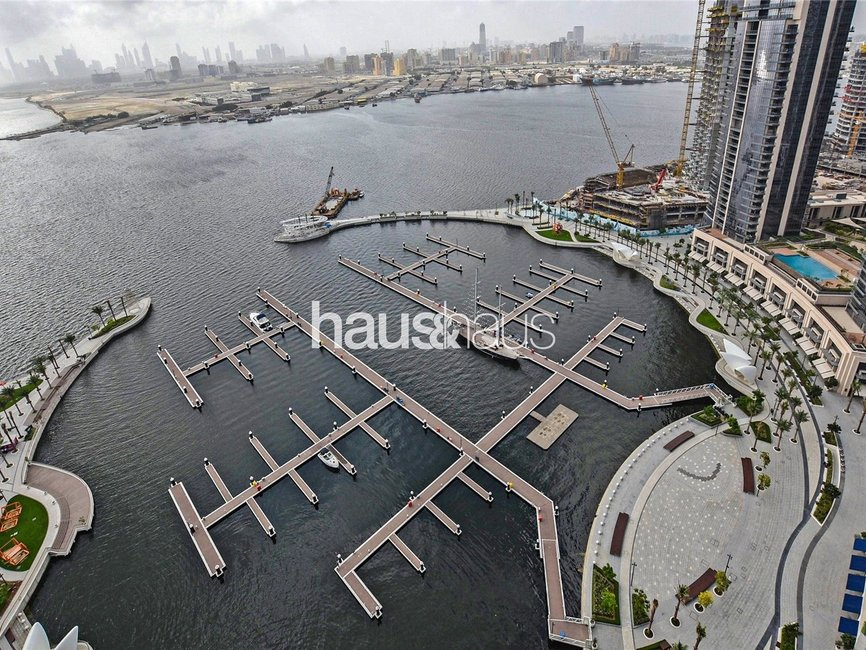 3 bedroom Apartment for rent in Dubai Creek Residence Tower 1 South - view - 22