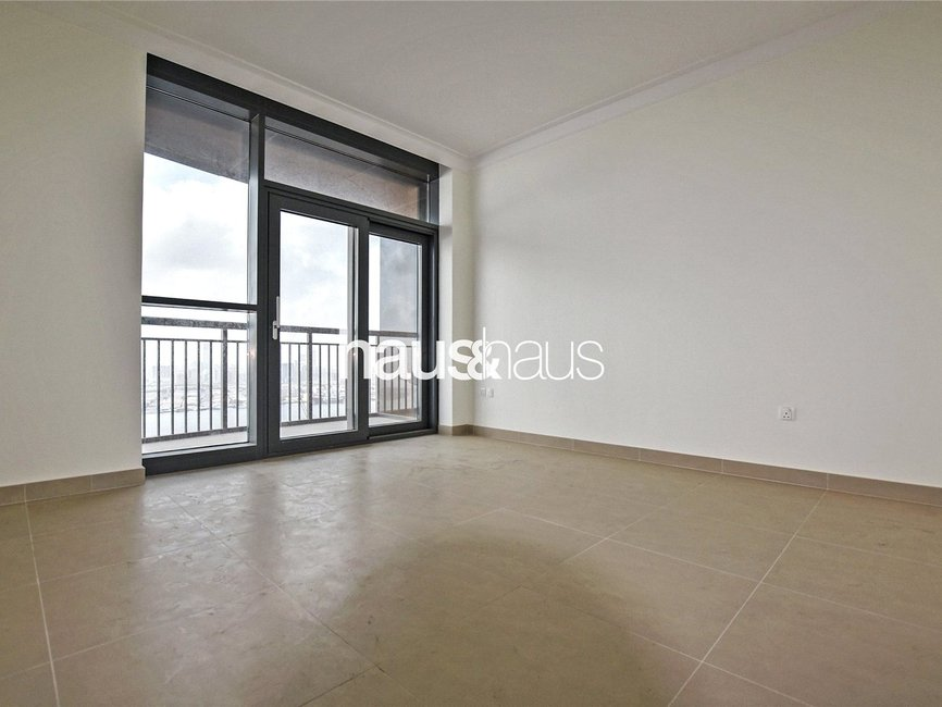 3 bedroom Apartment for rent in Dubai Creek Residence Tower 1 South - view - 8
