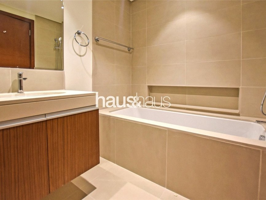 3 bedroom Apartment for rent in Dubai Creek Residence Tower 1 South - view - 21