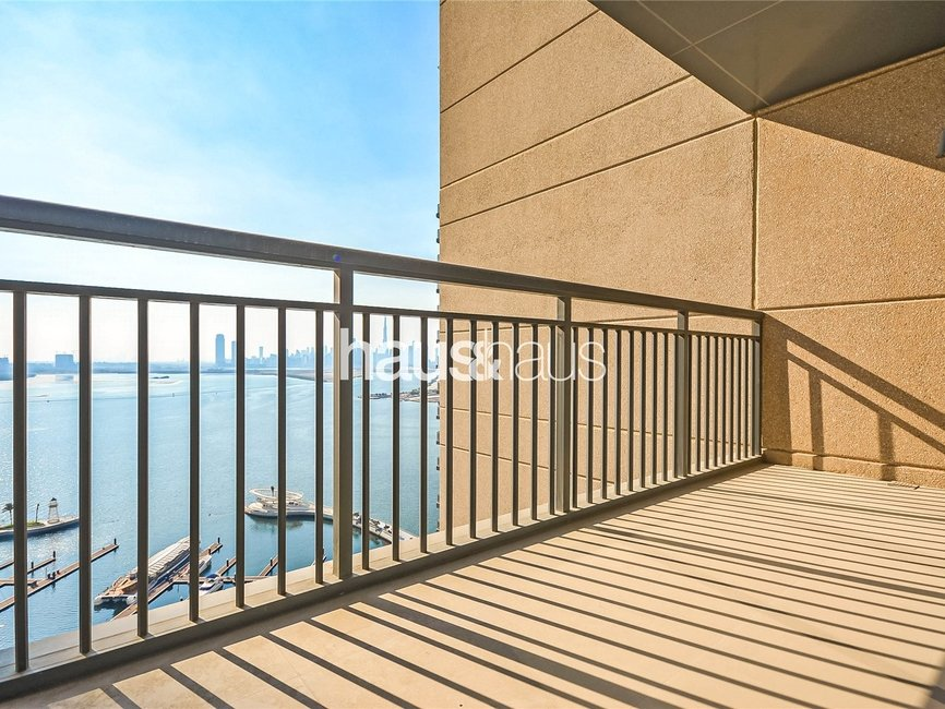 2 bedroom Apartment for rent in Dubai Creek Residence Tower 2 North - view - 12