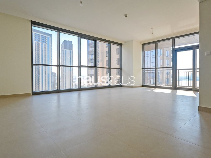 2 bedroom Apartment for rent in Dubai Creek Residence Tower 2 North - view - 2