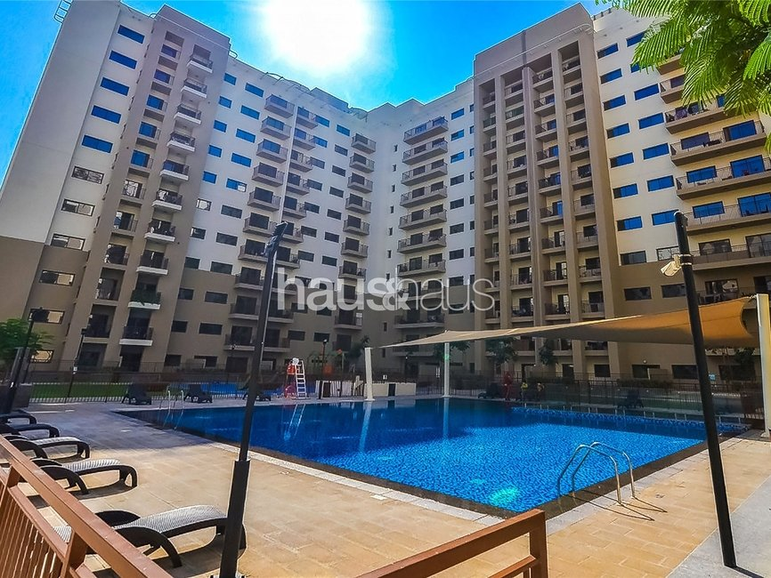 2 bedroom Apartment for rent in Al Qudra 3 - view - 1