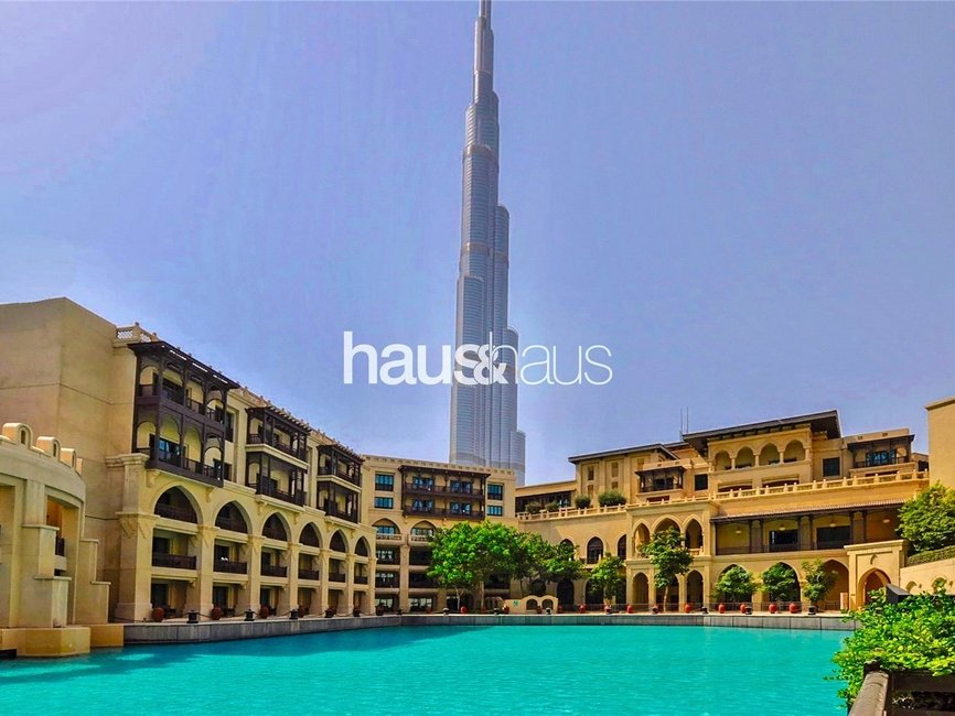 3 bedroom Apartment for rent in Attareen Residences - view - 1