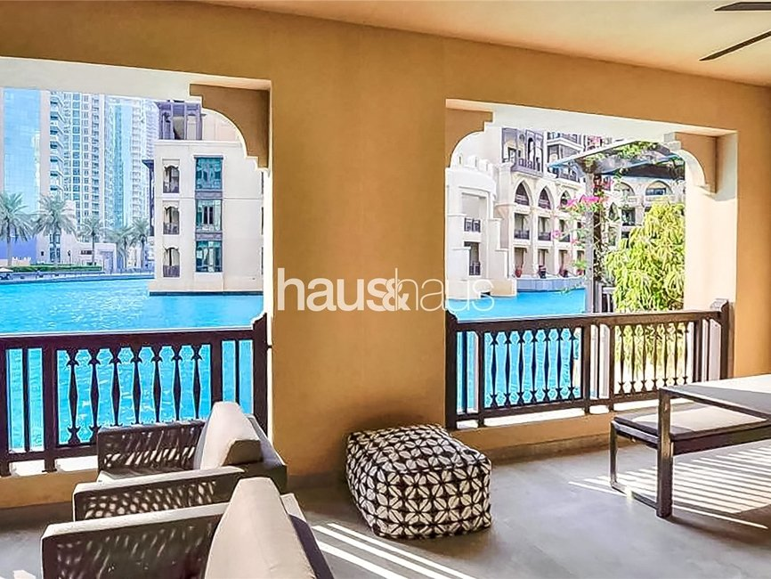 3 bedroom Apartment for rent in Attareen Residences - view - 3