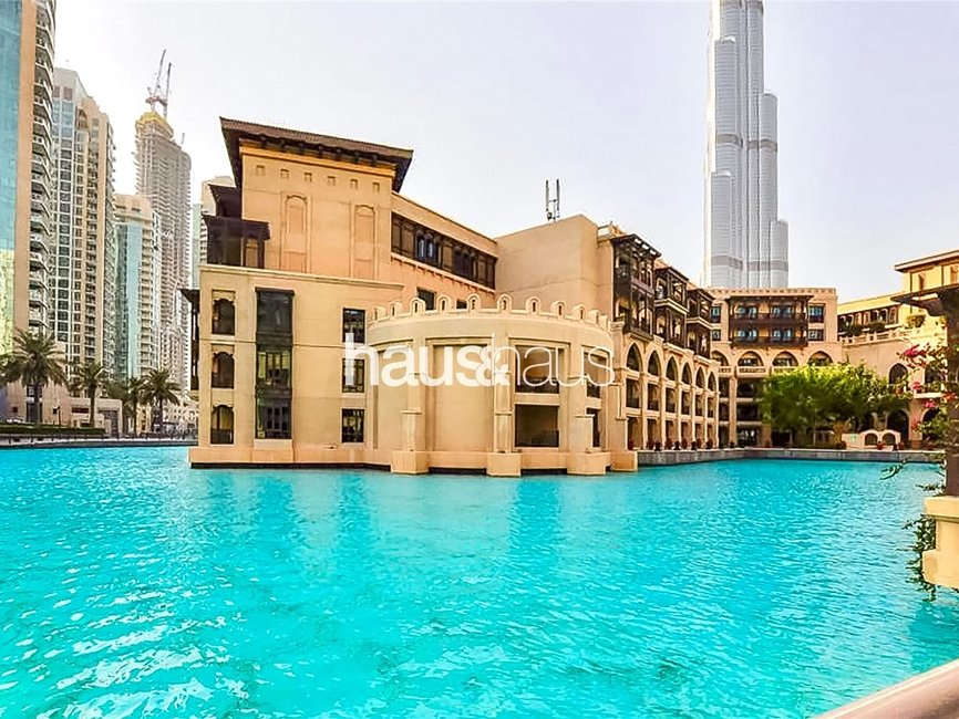 3 bedroom Apartment for rent in Attareen Residences - view - 4
