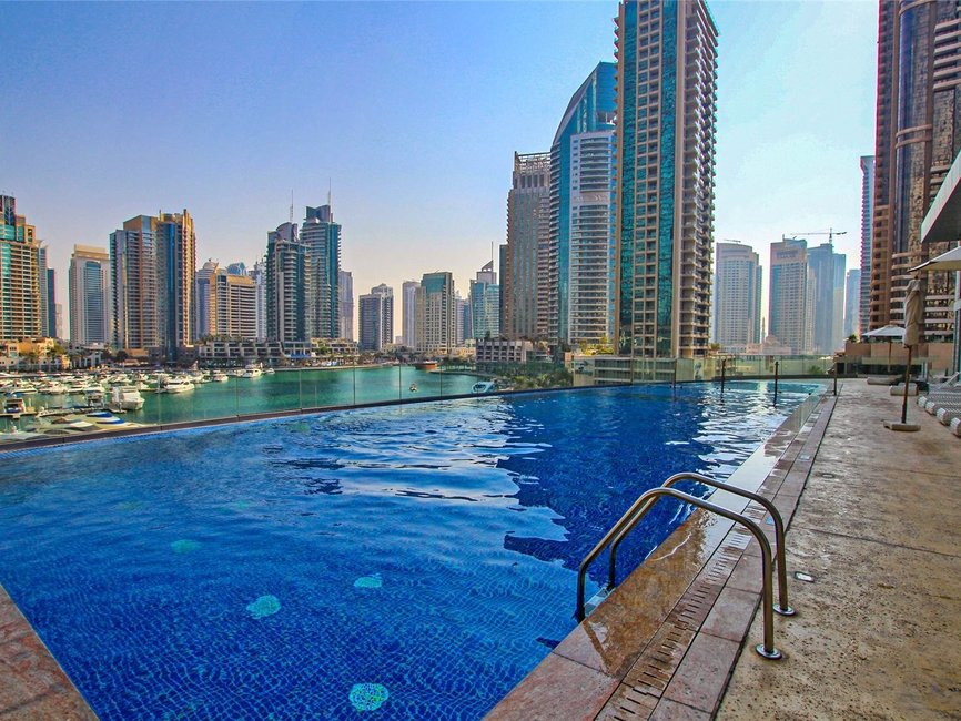 Apartment for sale in Cayan Tower - view - 10