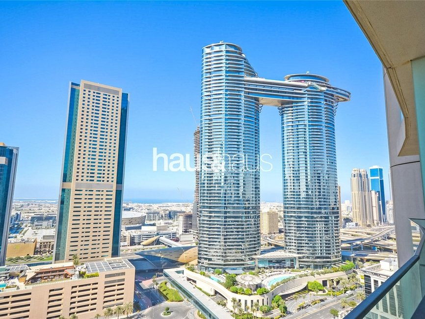 1 bedroom Apartment for sale in Burj Vista 1 - view - 12