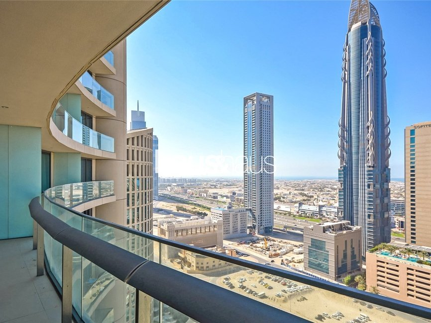 1 bedroom Apartment for sale in Burj Vista 1 - view - 1