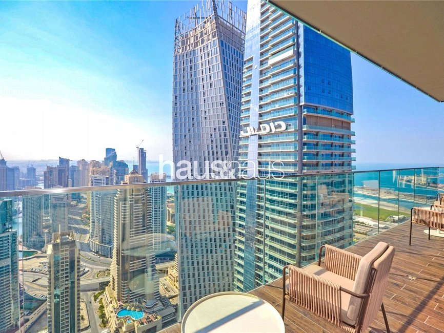 3 bedroom Apartment for sale in Jumeirah Living Marina Gate - view - 2