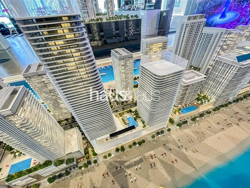 2 bedroom Apartment for sale in Grand Bleu Tower - view - 1