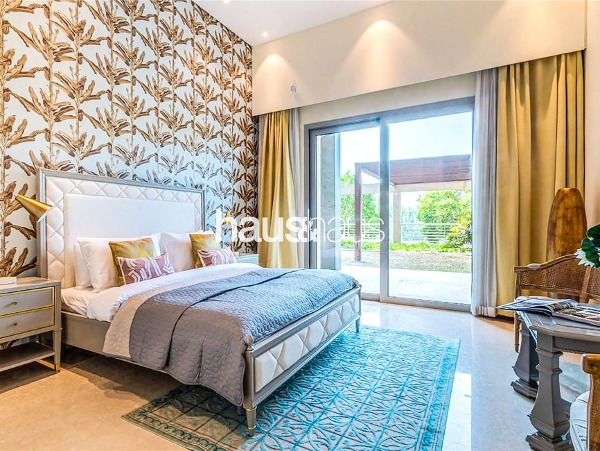 4 bedroom Apartment for rent in Dream Palm Residence - view - 11
