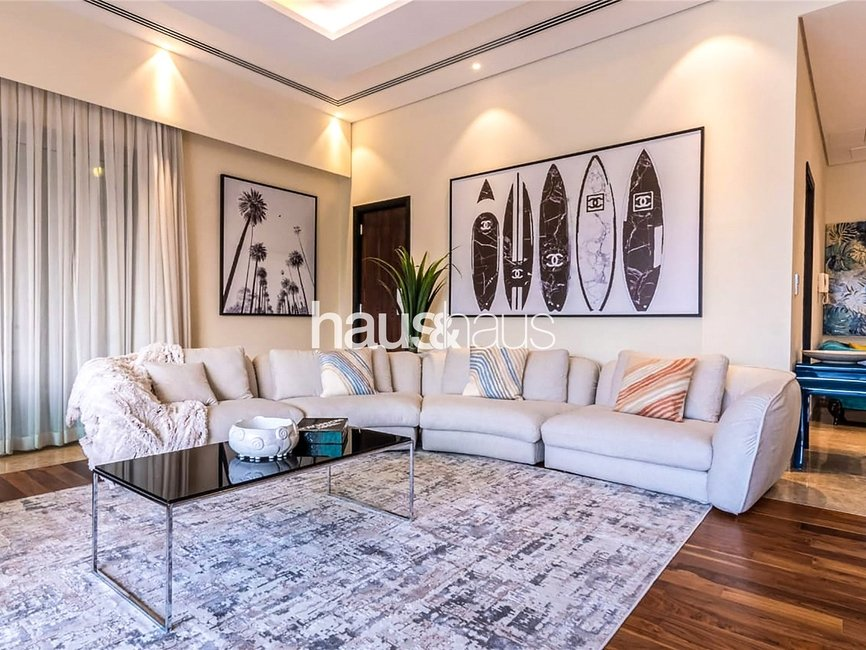 4 bedroom Apartment for rent in Dream Palm Residence - view - 4