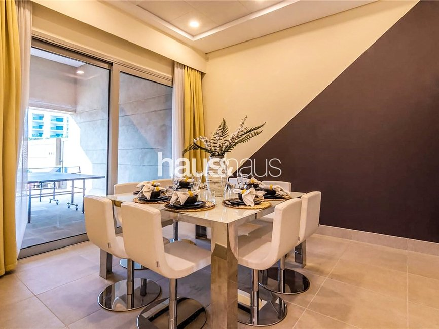 4 bedroom Apartment for rent in Dream Palm Residence - view - 5