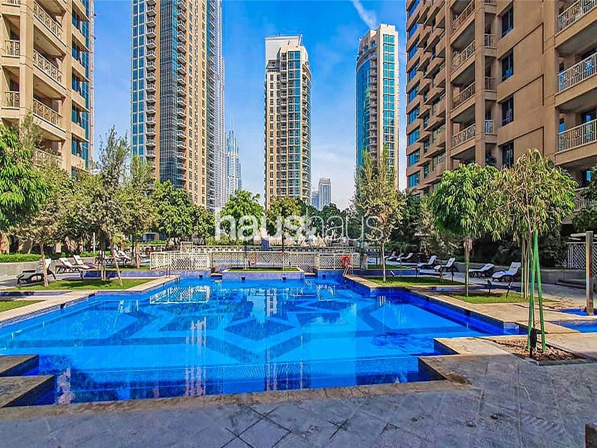 1 bedroom Apartment for sale in 29 Burj Boulevard Tower 1 - view - 7