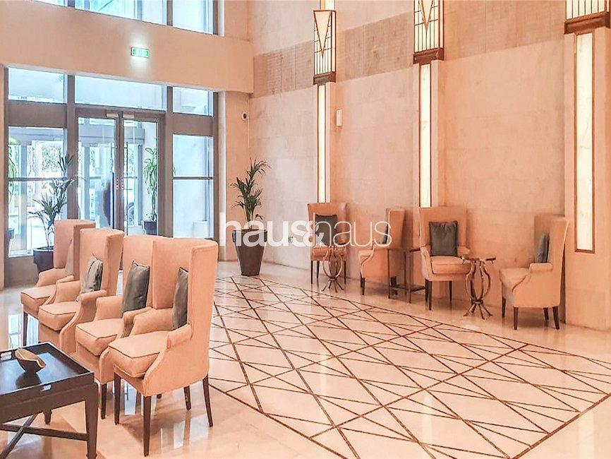 1 bedroom Apartment for sale in 29 Burj Boulevard Tower 1 - view - 6