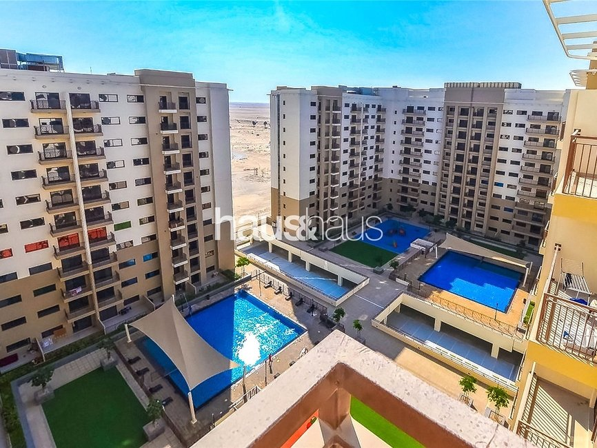 1 bedroom Apartment for rent in Al Qudra 4 - view - 1