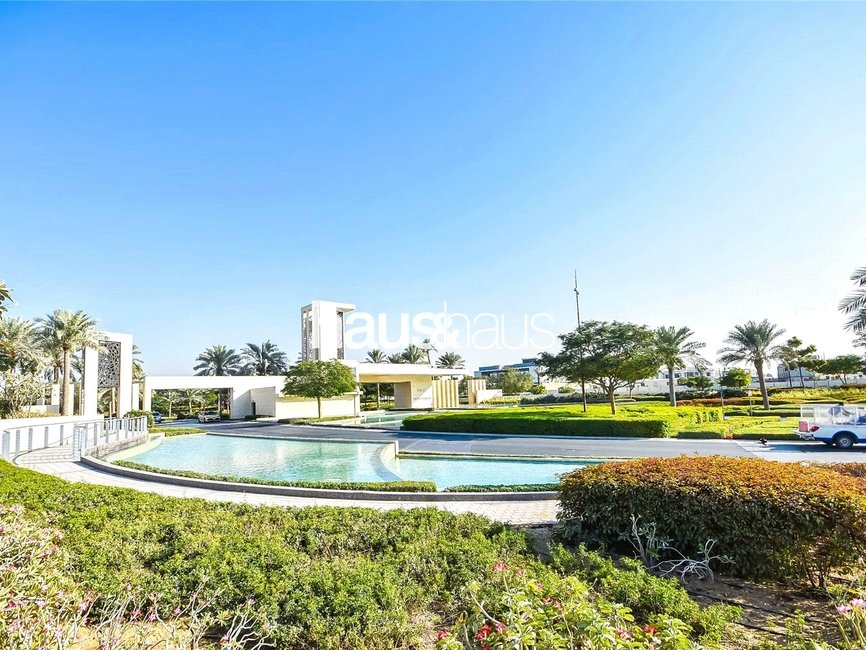 3 bedroom Villa for sale in Club Villas At Dubai Hills - view - 1