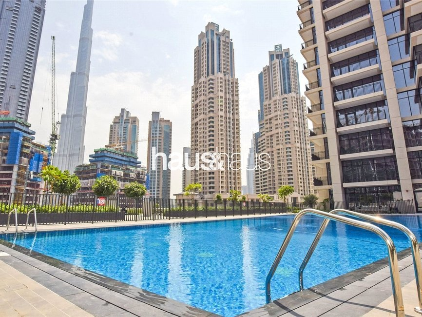 1 bedroom Apartment for sale in Boulevard Crescent 1 - view - 4