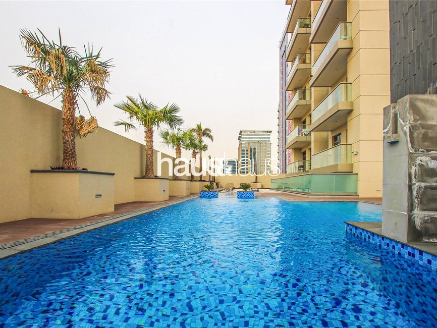 1 bedroom Apartment for rent in South Residences - view - 13