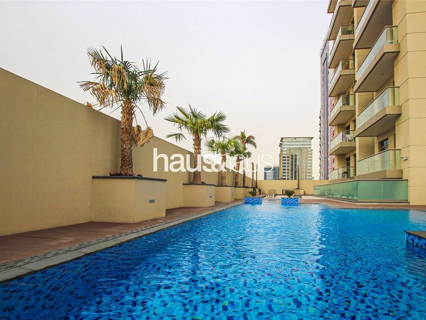 1 bedroom Apartment for rent in South Residences - view - 3
