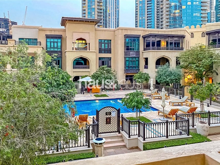 3 bedroom Apartment for rent in Attareen Residences - view - 15