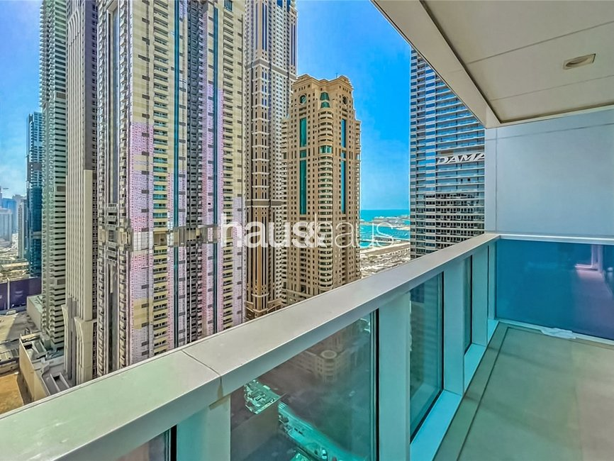 2 bedroom Apartment for rent in Marina Arcade Tower - view - 1