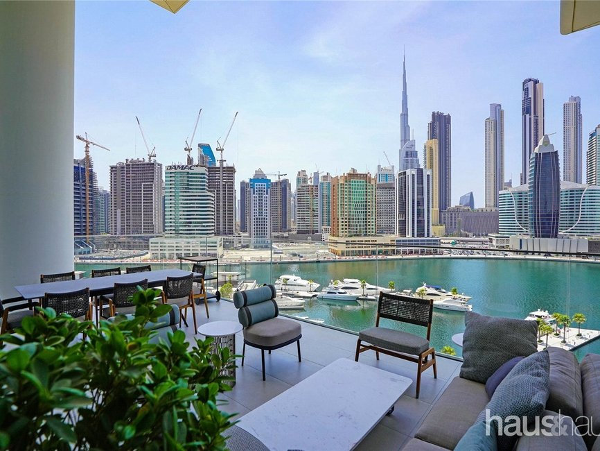 4 bedroom Apartment for sale in Dorchester Collection Dubai - view - 2