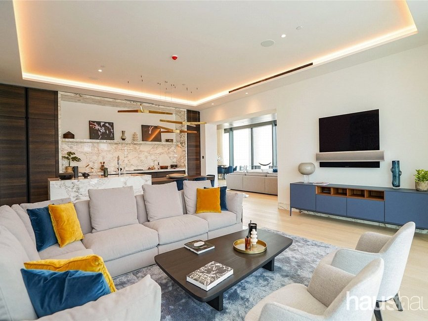 4 bedroom Apartment for sale in Dorchester Collection Dubai - view - 8