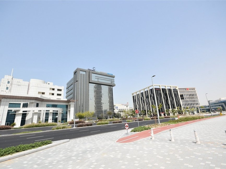 Land for sale in Dubai Media City - view - 3