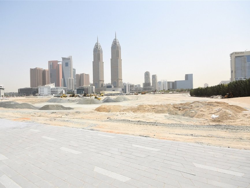 Land for sale in Dubai Media City - view - 4