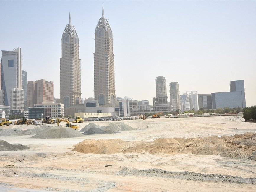 Land for sale in Dubai Media City - view - 5