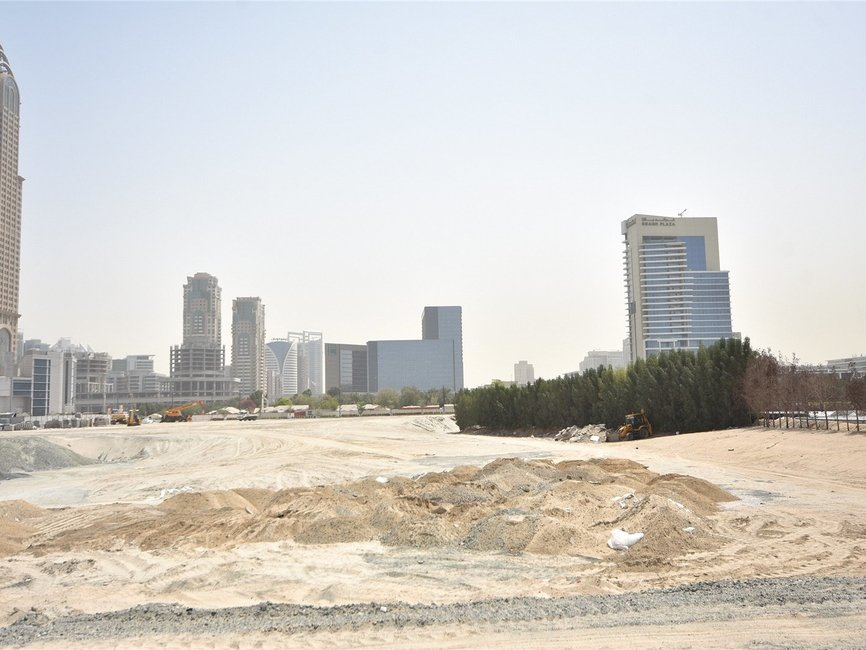 Land for sale in Dubai Media City - view - 6