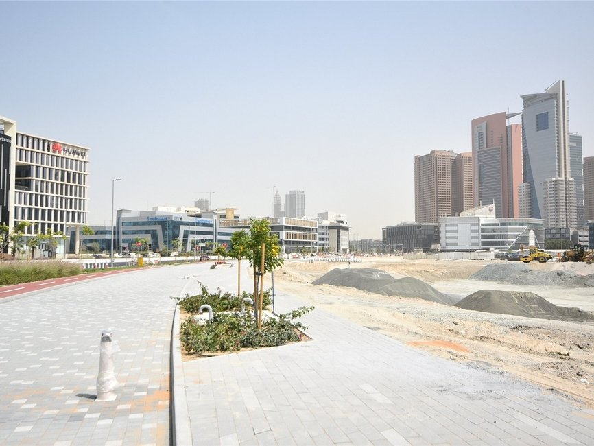 Land for sale in Dubai Media City - view - 7