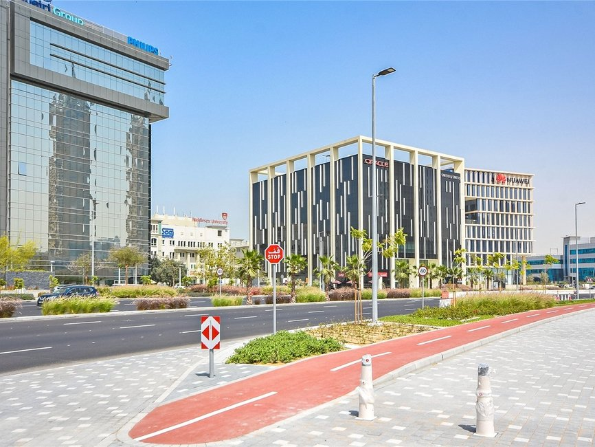 Land for sale in Dubai Media City - view - 8