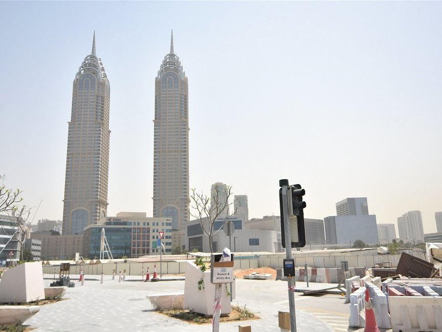 Land for sale in Dubai Media City - view - 10