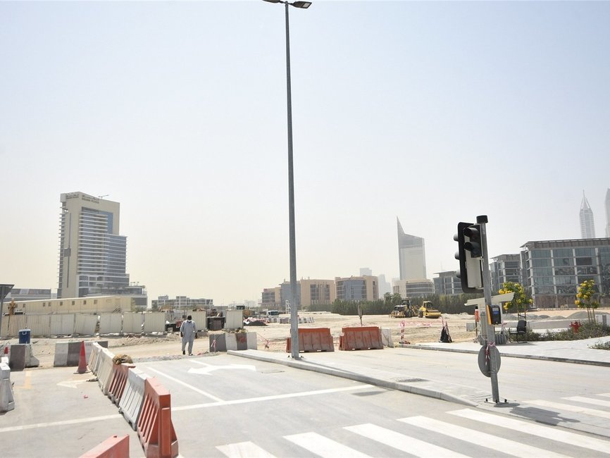 Land for sale in Dubai Media City - view - 11