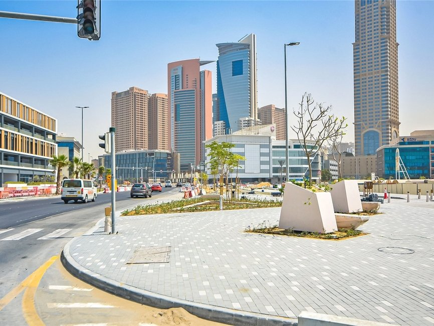 Land for sale in Dubai Media City - view - 12