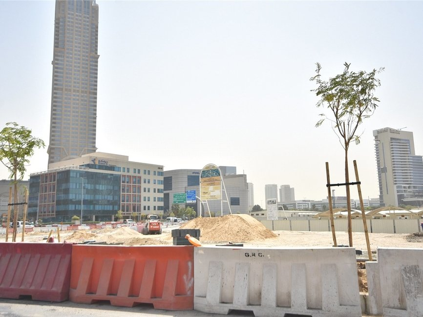 Land for sale in Dubai Media City - view - 13