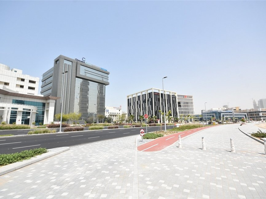 Land for sale in Dubai Media City - view - 15