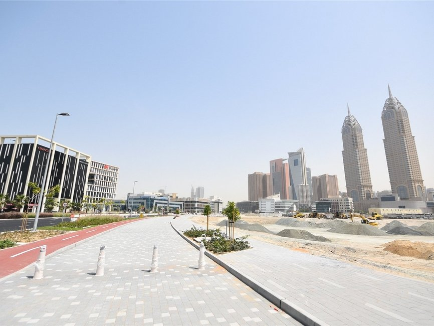 Land for sale in Dubai Media City - view - 16