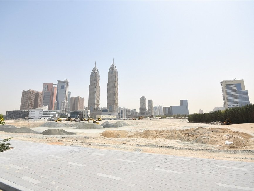 Land for sale in Dubai Media City - view - 17