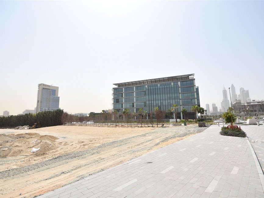 Land for sale in Dubai Media City - view - 19