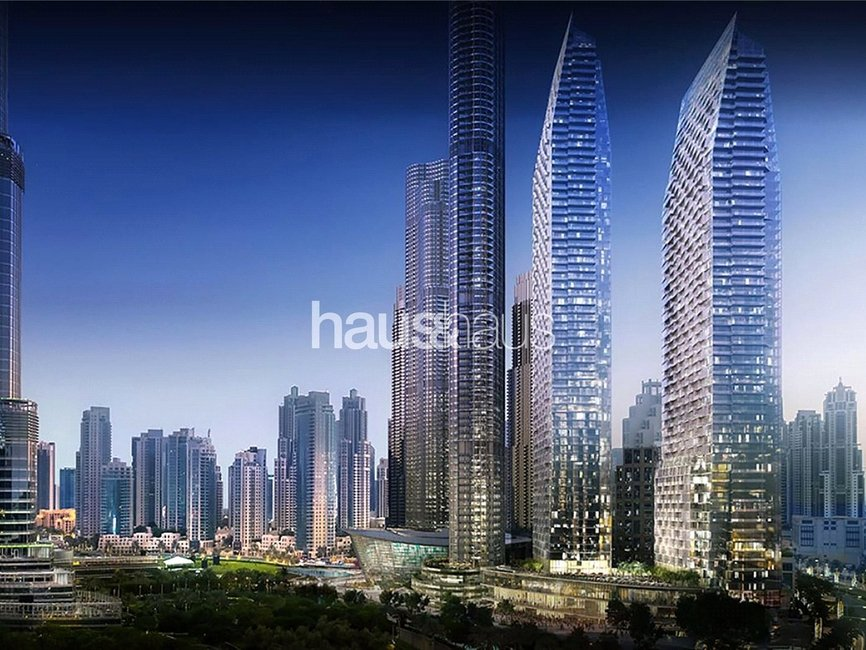 2 bedroom Apartment for sale in The Address Residences Dubai Opera - view - 2