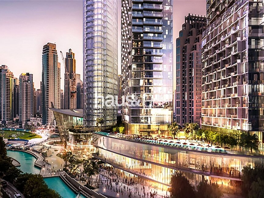 2 bedroom Apartment for sale in The Address Residences Dubai Opera - view - 3