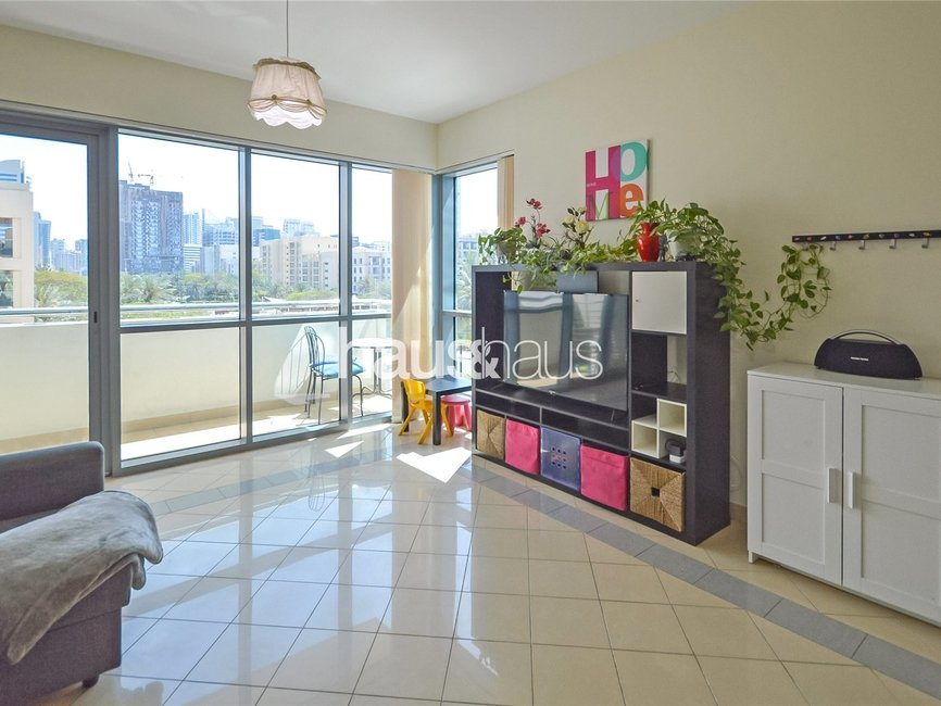 1 bedroom Apartment for rent in Golf Tower 2 - view - 12