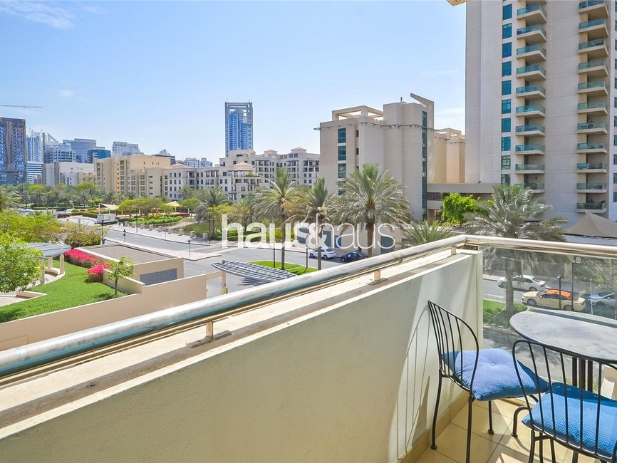 1 bedroom Apartment for rent in Golf Tower 2 - view - 3