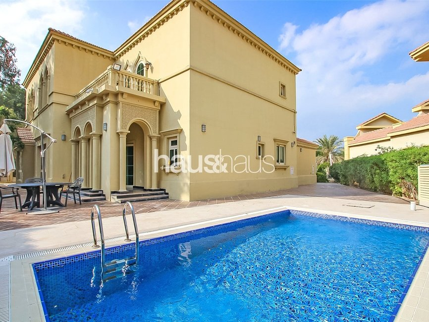 4 bedroom Villa for rent in Entertainment Foyer - view - 2
